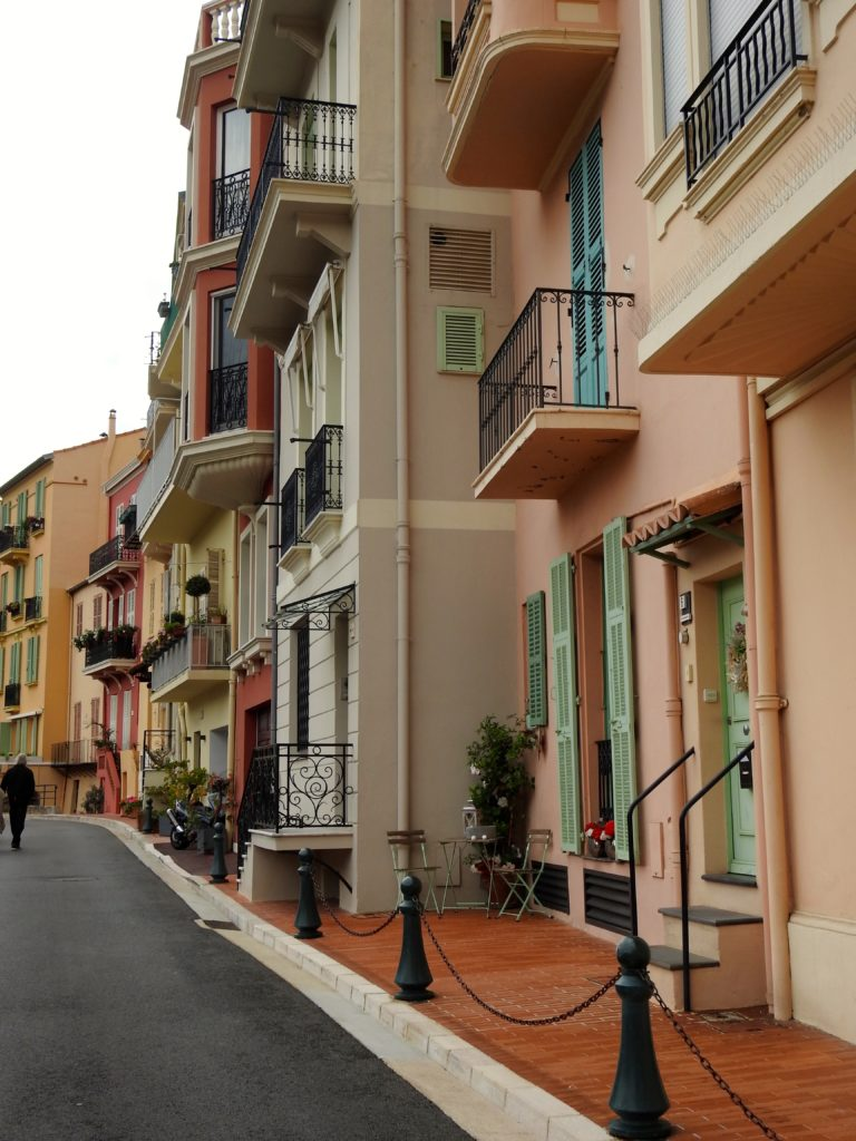Monte Carlo is a clean and green city with modern buildings as well as the old town. www.gypsyat60.com