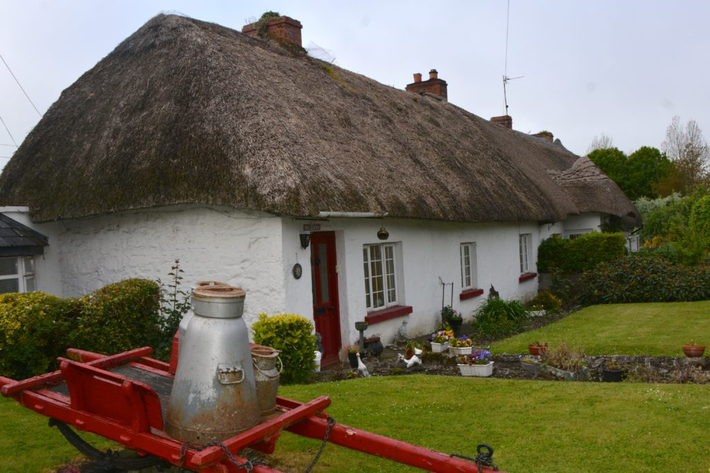 Thatched cottages of Ireland. www.gypsyat60.com