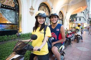Half day motorbike tour at Ho Chi Minh City, Vietnam,. www.gypsyat60.com